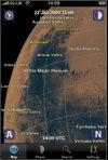 Atlas Lune Mars Venus sur iphone et mobile
